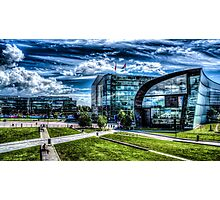 Helsinki Open Spaces Photographic Print