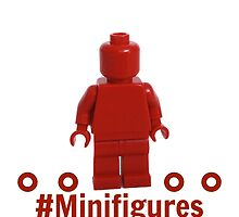 #Minifigures by bricksandplates
