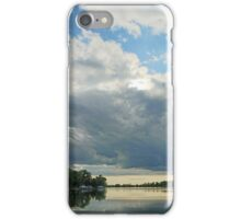 Summer Storms iPhone Case/Skin