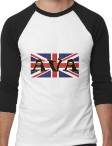 Ava (UK) Men's Baseball ¾ T-Shirt