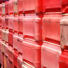Red Boxes by Bob Wall