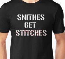 Snithes Get Stitches Unisex T-Shirt