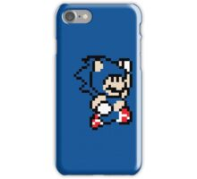 Mario and Sonic iPhone Case/Skin