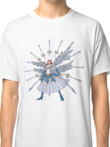 Erza Fairy Tail Heaven's Wheel Armor  Classic T-Shirt