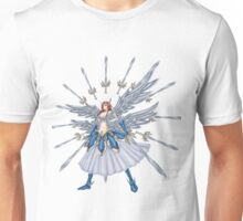 Erza Fairy Tail Heaven's Wheel Armor  Unisex T-Shirt