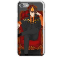 Boss Tsunayoshi iPhone Case/Skin