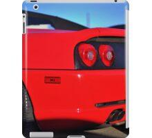 Super Car RED iPad Case/Skin