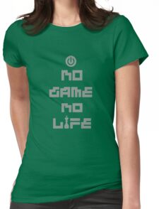 No Game No Life Womens Fitted T-Shirt