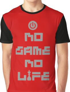 No Game No Life Graphic T-Shirt