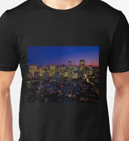San Francisco California Unisex T-Shirt