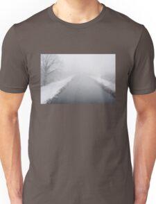 17 Janvier 2013 - Blanc Nord Unisex T-Shirt