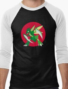 Scyther - Basic Men's Baseball ¾ T-Shirt
