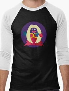 Jynx - Basic Men's Baseball ¾ T-Shirt