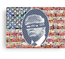God Save the Stars and Stripes Canvas Print