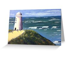 Cape Otway Lighthouse, Victoria Australia Greeting Card