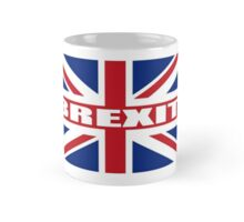 BREXIT, Union Jack, Pure & Simple, UK Mug
