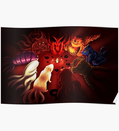 Tailed Beasts Poster