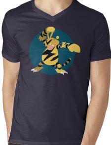 Electabuzz - Basic Mens V-Neck T-Shirt