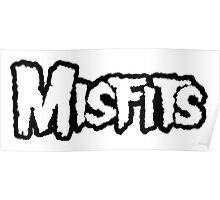 Misfit Name Poster