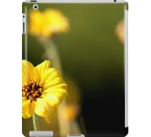 Yellow Flower iPad Case/Skin