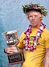 John John Florence Vans World Cup of Surfing 2011 Champion by Alex Preiss
