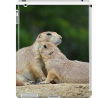 Prairie Dog Love iPad Case/Skin