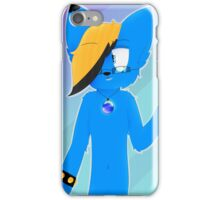 """Lights, Camera, Pose!"" Lineless Opaque Print iPhone Case/Skin"