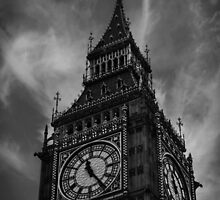 Big Ben by liberthine01