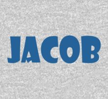 Jacob (Blue) Kids Tee