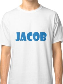 Jacob (Blue) Classic T-Shirt