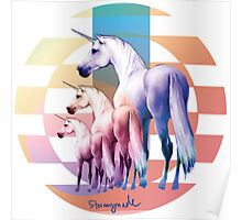 Perfect Unicorns Poster