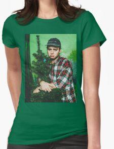 Tree Hugger Mac DeMarco Womens Fitted T-Shirt