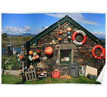 The Ferry Shed Poster
