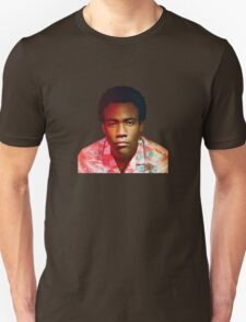 Childish Gambino's Because The Internet album cover Unisex T-Shirt