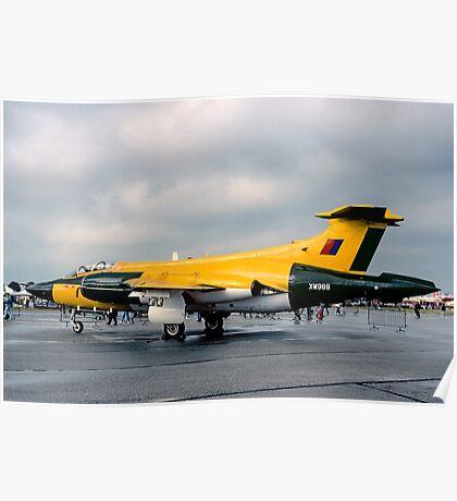 Blackburn Buccaneer S.2B XW988 Poster