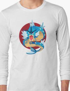 Gyarados - Basic Long Sleeve T-Shirt