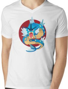 Gyarados - Basic Mens V-Neck T-Shirt