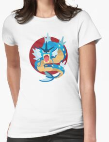 Gyarados - Basic Womens Fitted T-Shirt