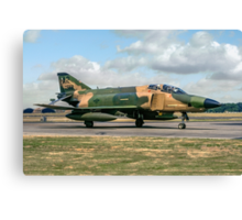 McDonnell RF-4C Phantom II 68-0568/AR Canvas Print