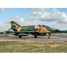 McDonnell RF-4C Phantom II 68-0568/AR Photographic Print