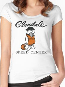 Glendale Speed Center Women's Fitted Scoop T-Shirt