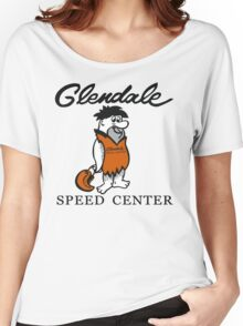 Glendale Speed Center Women's Relaxed Fit T-Shirt