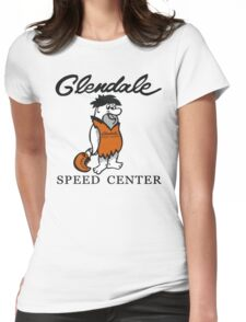 Glendale Speed Center Womens Fitted T-Shirt