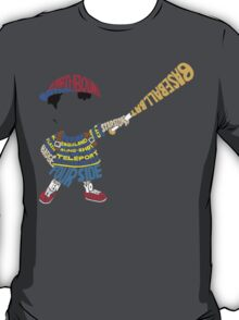 Ness Typography T-Shirt