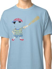 Ness Typography Classic T-Shirt