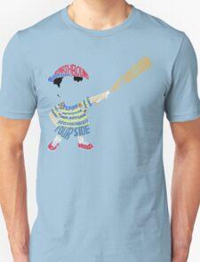 Ness Typography Unisex T-Shirt