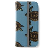 Sea Turtle iPhone Wallet/Case/Skin