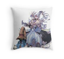 Vivi Master Throw Pillow