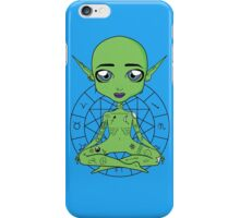 Zodiac Spooky Space Baby iPhone Case/Skin