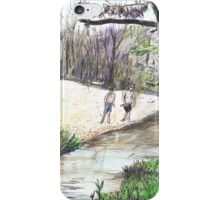 Innot Hot Springs iPhone Case/Skin